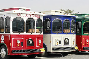 Trolley buses to be launched for Seoul tourism