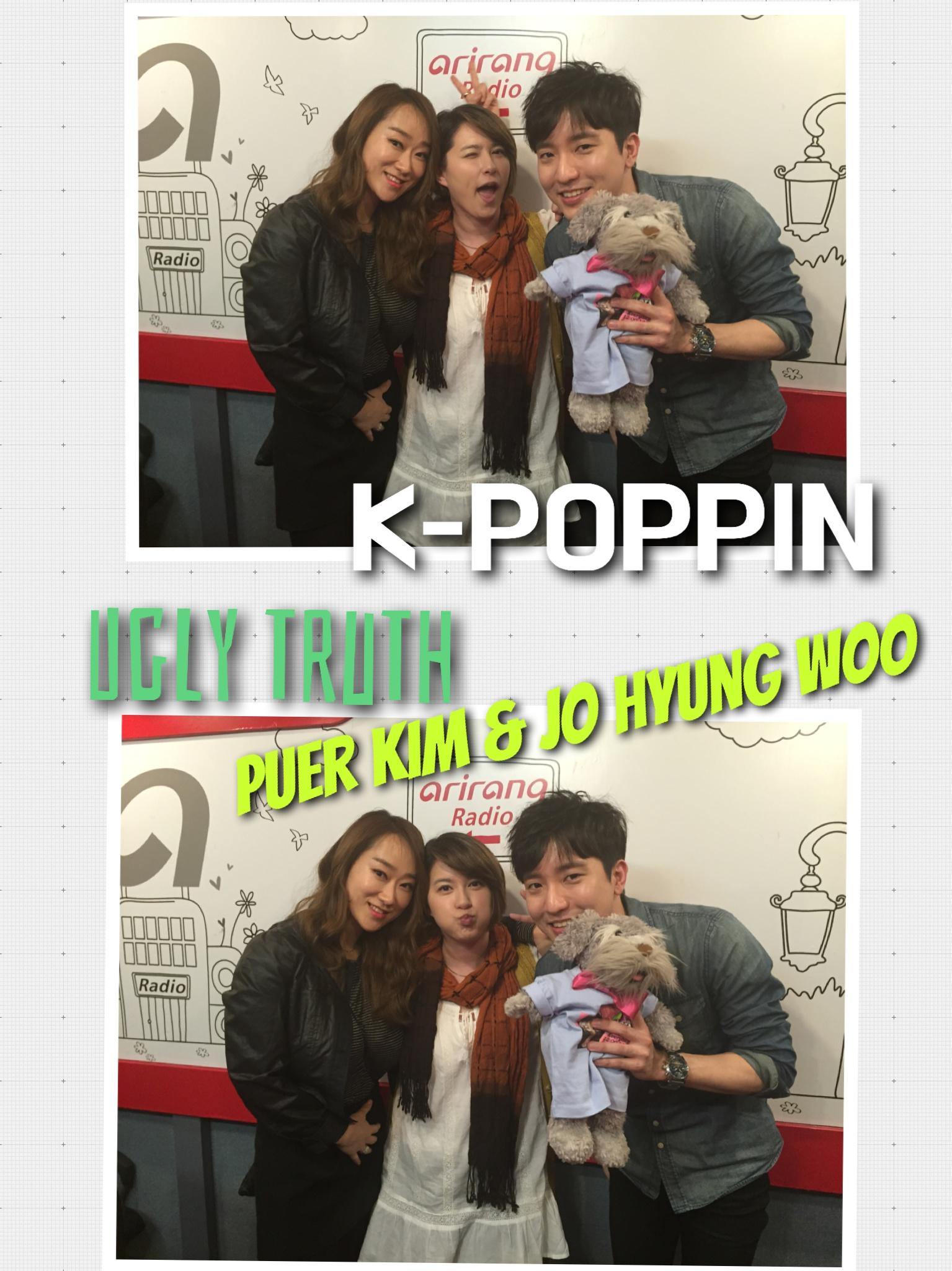 Ugly Truth with Puer Kim & Jo Hyung Woo