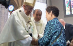 Hello, Pope Francis! Spread of love and consideration