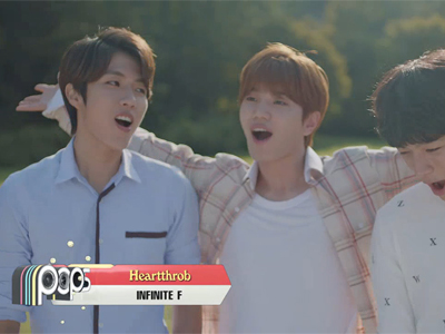 Pops in Seoul Ep2823C4 INFINITE F (Heartthrob)