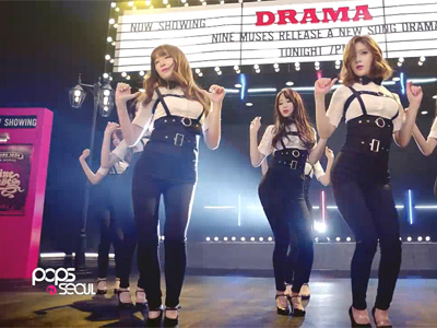 Pops in Seoul Ep2824C1 Nine Muses (Drama)