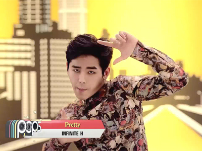 Pops in Seoul Ep2825C1 INFINITE H (Pretty)