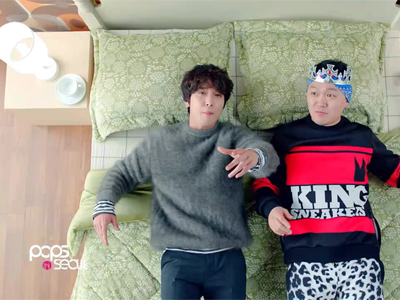 Pops in Seoul Ep2826C1 Jung Yong-hwa (Mileage)