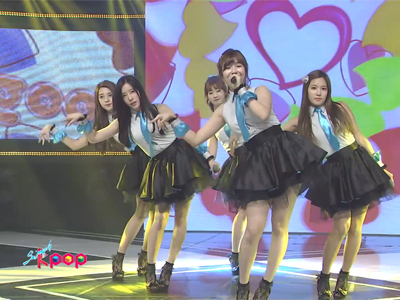 Simply K-Pop Ep152C01 BERRY GOOD - Because of You