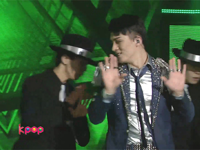 Simply K-Pop Ep152C02 TEY - Dangerous