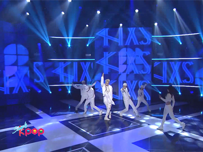 Simply K-Pop Ep152C06 KIXS - Beautiful