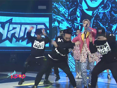 Simply K-Pop Ep152C08 MYNAME - Too very so MUCH