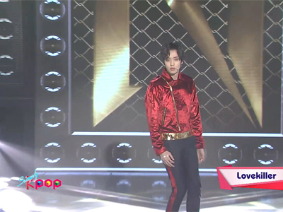 Simply K-Pop Ep152C10 NIEL- Lovekiller