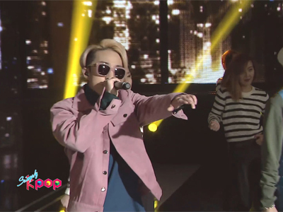 Simply K-Pop Ep152C11 Zion.T & Crush - Just