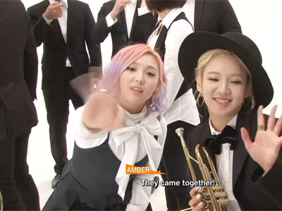 Pops in Seoul Ep2848C2 AMBER (SHAKE THAT BRASS)