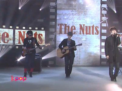 Simply K-Pop Ep154C08 The Nuts - I Can't Forget About You
