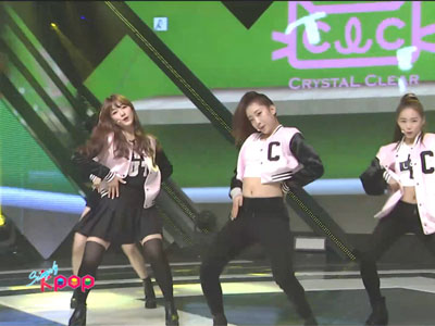 Simply K-Pop Ep156C01 CLC - PEPE