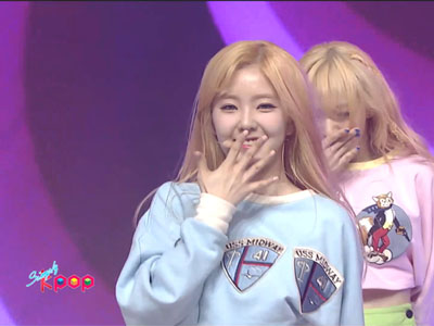 Simply K-Pop Ep156C06 Red Velvet - Ice Cream Cake