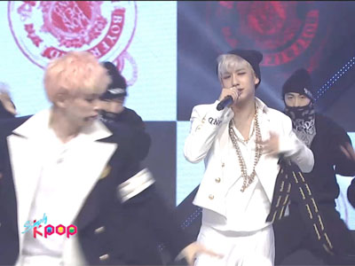 Simply K-Pop Ep156C10 BOYFRIEND - BOUNCE