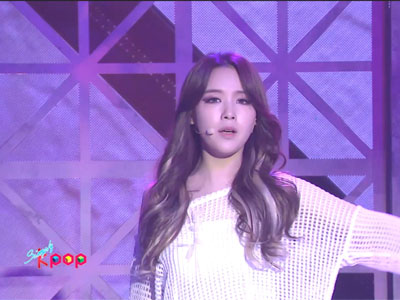 Simply K-Pop Ep156C12 Minah - I am a Woman too