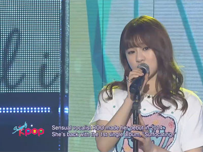 Simply K-Pop Ep159C02 ROO - Suffocating