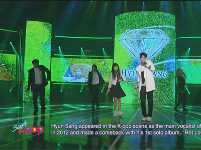 Simply K-Pop Ep159C03 Hyun Sang - Too Hot