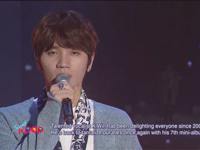 Simply K-Pop Ep159C13 K.Will - Growing