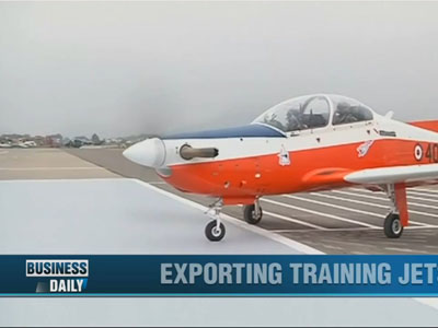 Business Daily Ep16C1 Korean fighter jets to South America