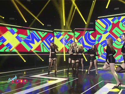 Simply K-Pop Ep164C4 BESTie - Excuse Me