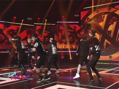 Simply K-Pop Ep165C1 MONSTA X - Trespass