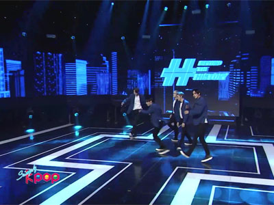 Simply K-Pop Ep165C3 HISTORY - Might Just Die