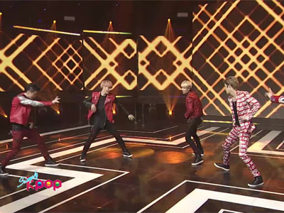 Simply K-Pop Ep165C7 Cross Gene - Play with Me