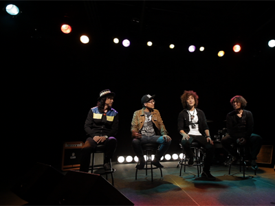 Onstage [K] Ep8C2 SAZA Band & Interview