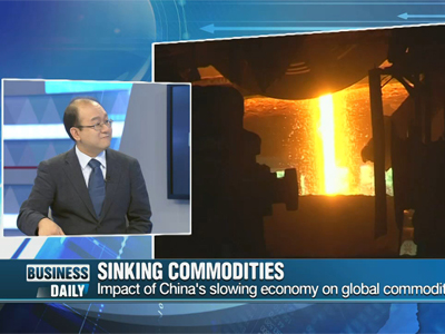 Business Daily Ep82C2 Falling commodities: impact on Korea?