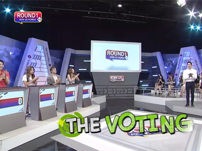 Join Us Korea Ep5C2 1R THE VOTING