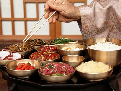 Hansik of The Day _ Korean traditional home meal
