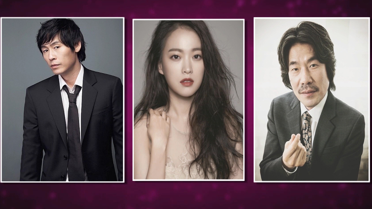 [Showbiz Korea] SOL KYUNG-GU, CHEON WOO-HEE AND OH DAL-SU CONFIRMED AS LEADS FOR A NEW MOVIE