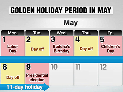 [Business Daily] Holiday disparity