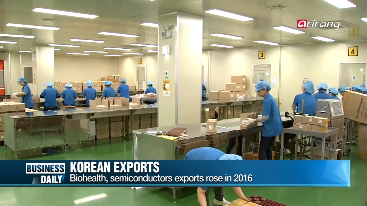 [Business Daily] Korean exports