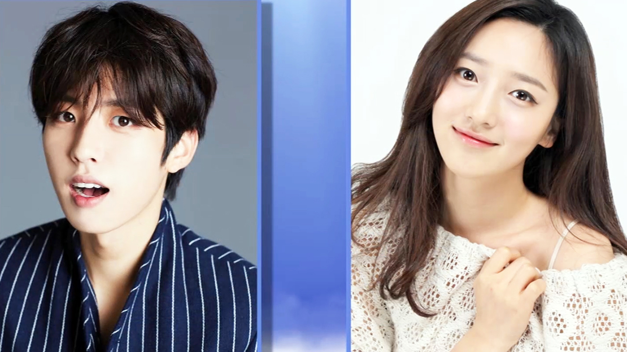 [Showbiz Korea] INFINITE'S LEE SUNG-YEOL & PYO YE-JIN TO STAR IN A NEW TV DRAMA