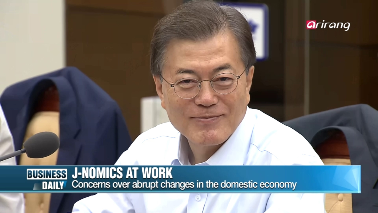 [Business Daily] 100 days in J-nomics