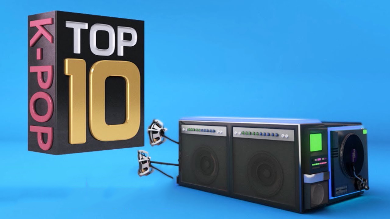 [Pops in Seoul] K-POP TOP 10