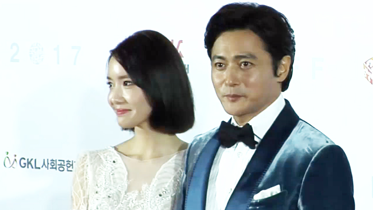 [Showbiz Korea] the celebrity fashion that wowed people at the 22nd Busan International Film Festival