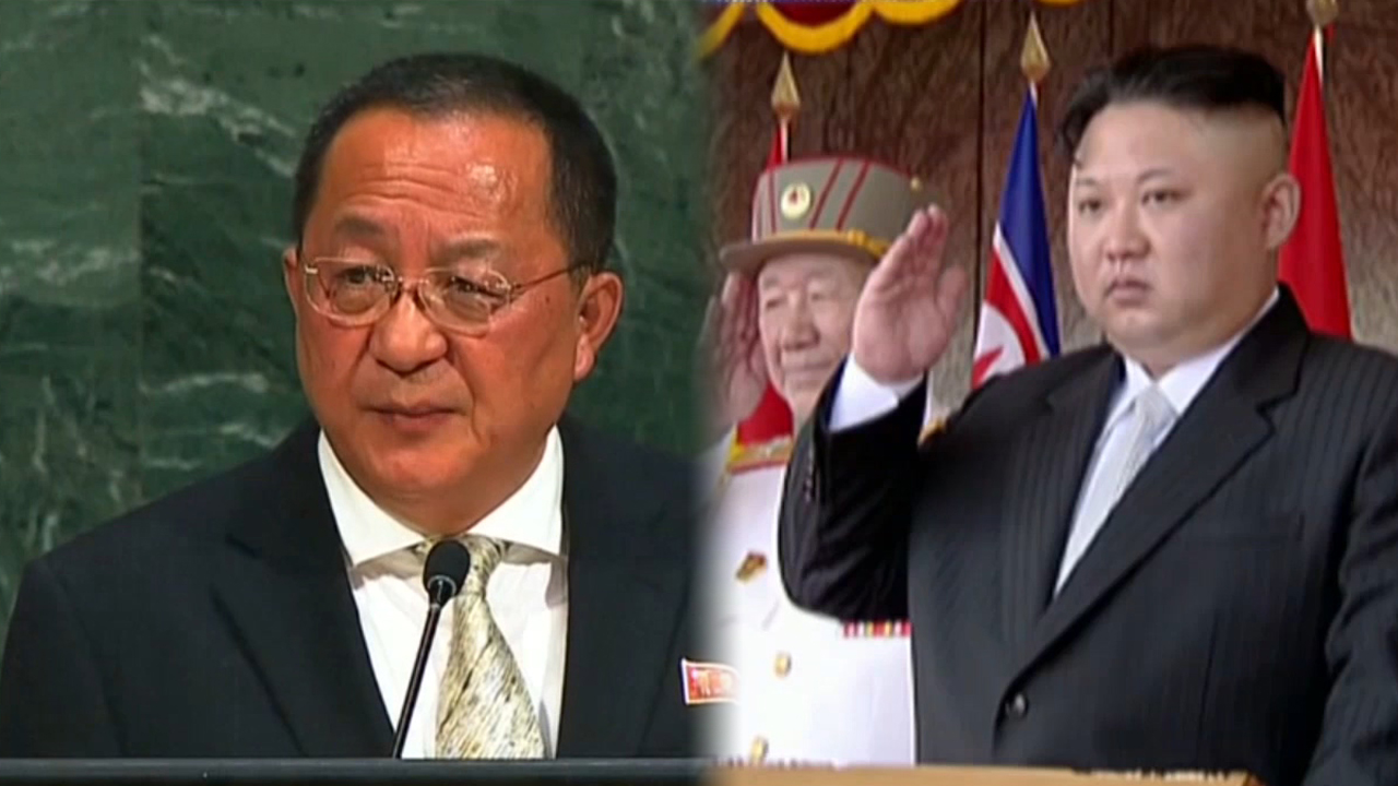 [Peninsula 24] N. KOREA: ADVANTAGE OF BEING A NUCLEAR STATE