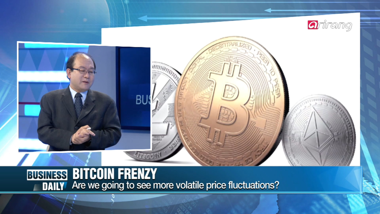 [Business Daily] Bitcoin frenzy