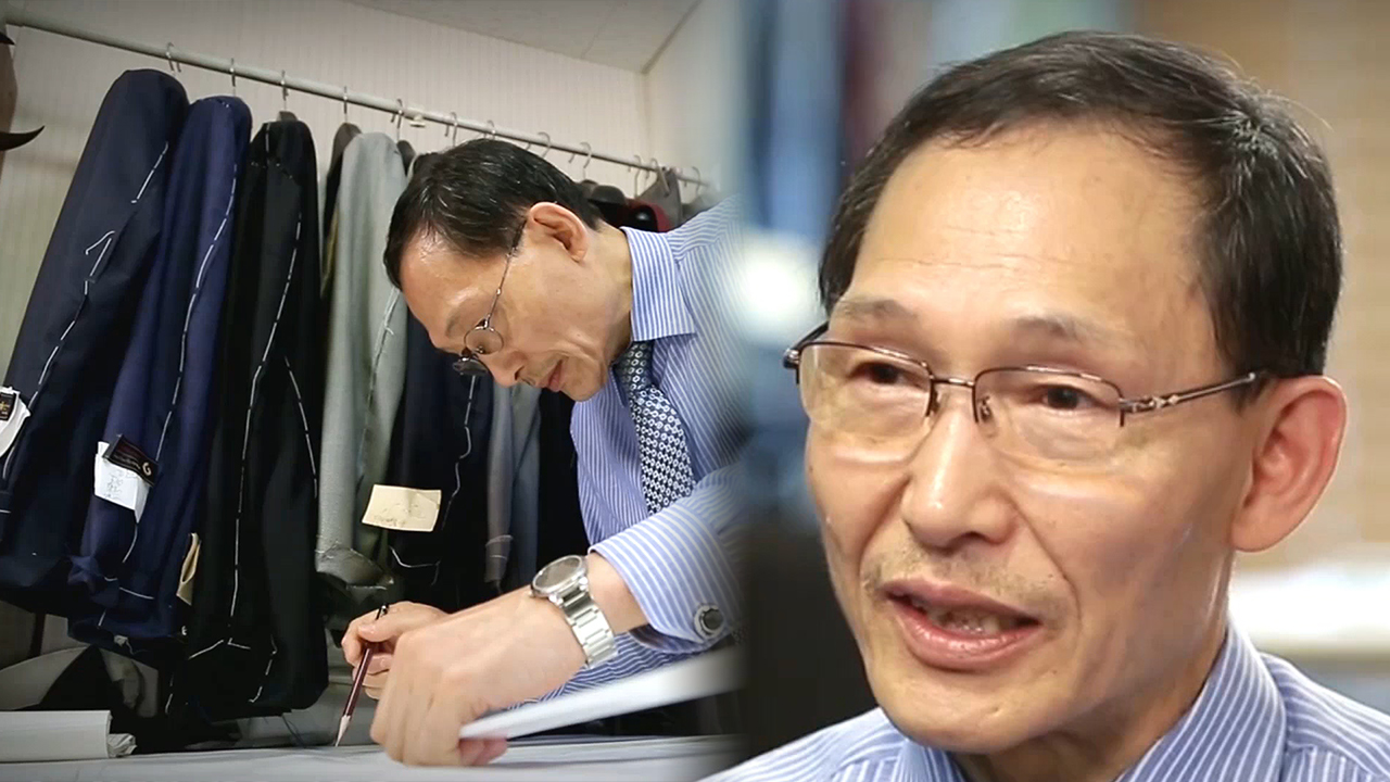 [4 Angles] Dignity of Korean Gentlemen: Chong Ro Tailor with 100 Years of History