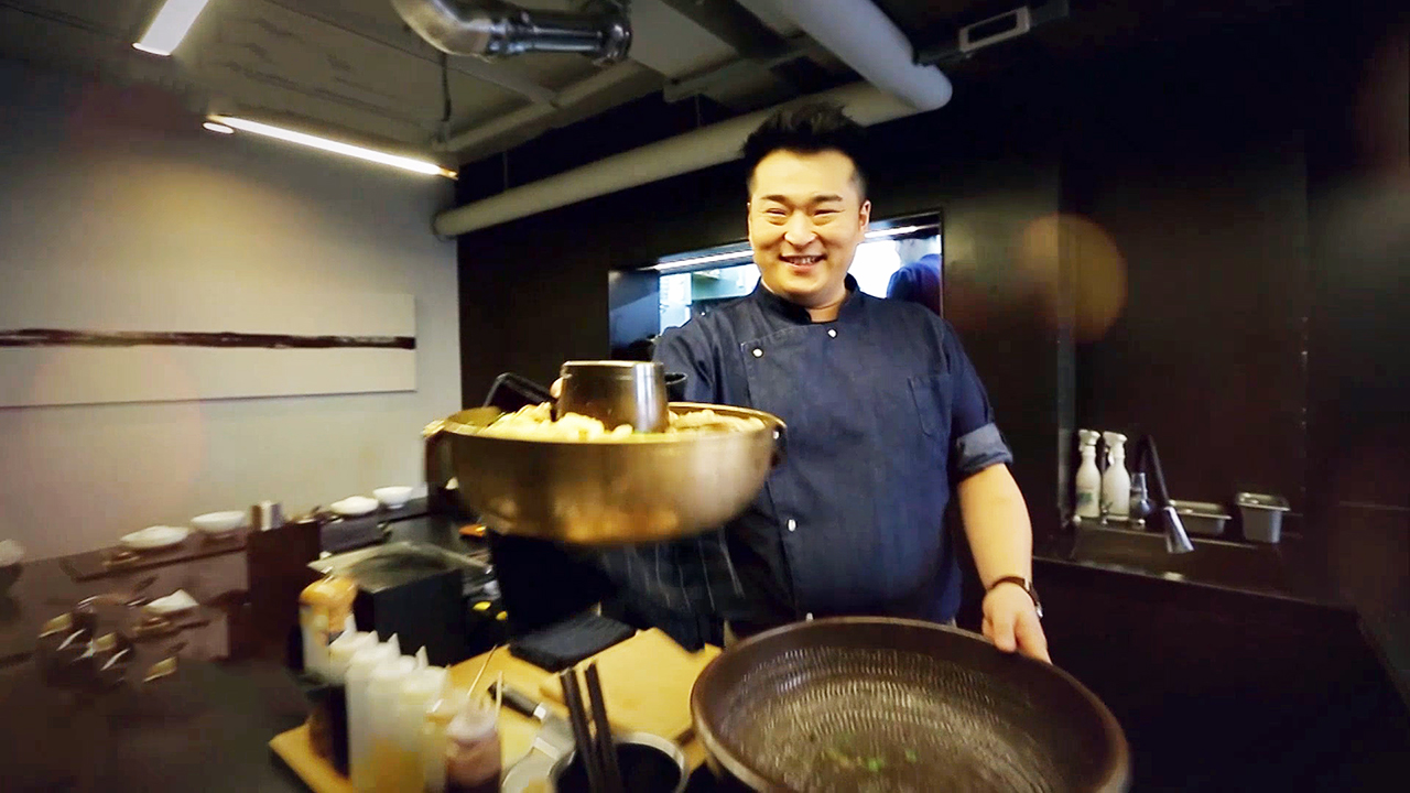 [The INNERview] Inside the Kitchen / Chef LEE Wonil