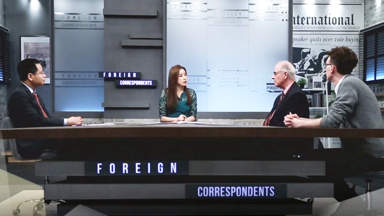 [Foreign Correspondents] 127-2 Could the Two Koreas Trade Via Land Routes Instead of Sea Lanes?