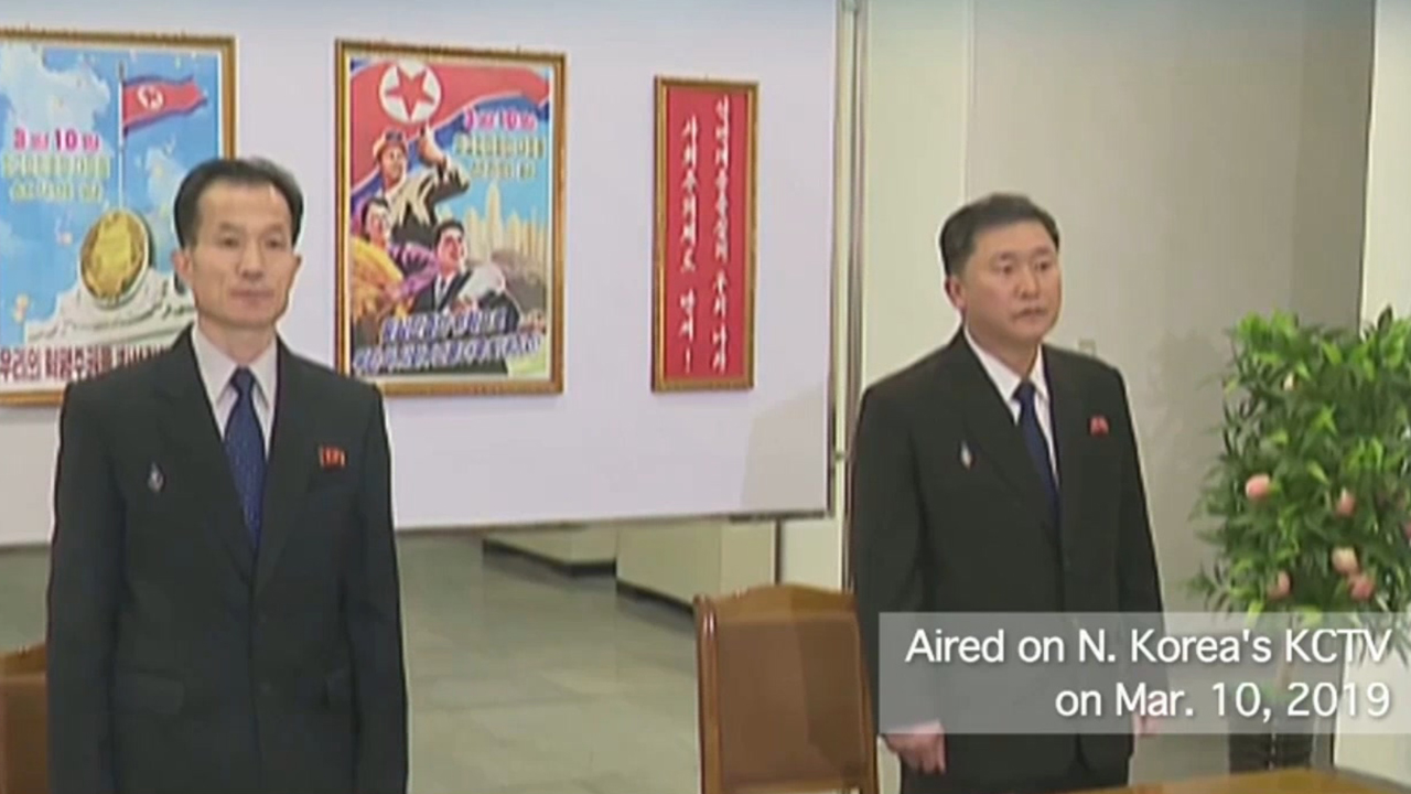 40-2 N. Korea's KCTV - Elections to pick members of the Supreme People's Assembly