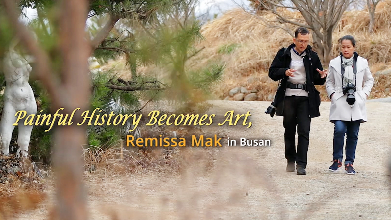 Ep.8 Remembering painful history through art - Photographer Remissa Mak