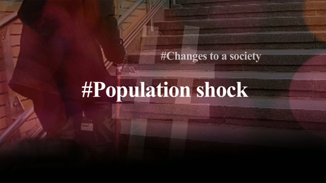 133-2 Population Shock, Changes To Society