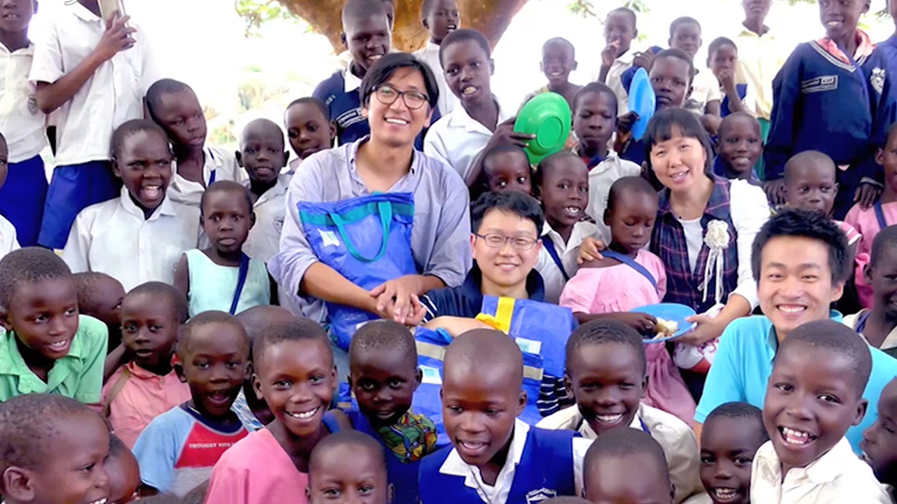 EP.265 - A Bag of Hope for Uganda, Jerrybag CEO Park Joong-yeol