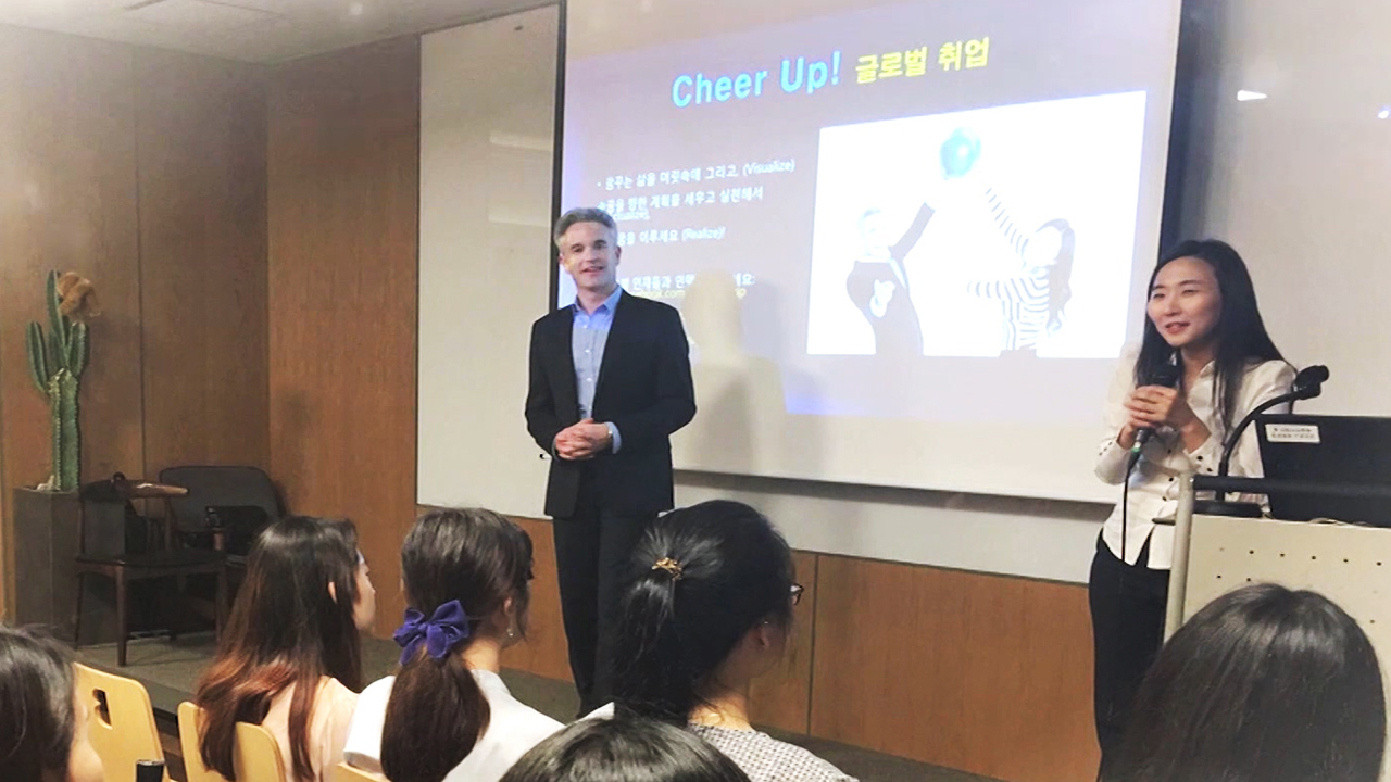 A New Dream Unfolds at His Second Home, Korea | Actor JJ Graham