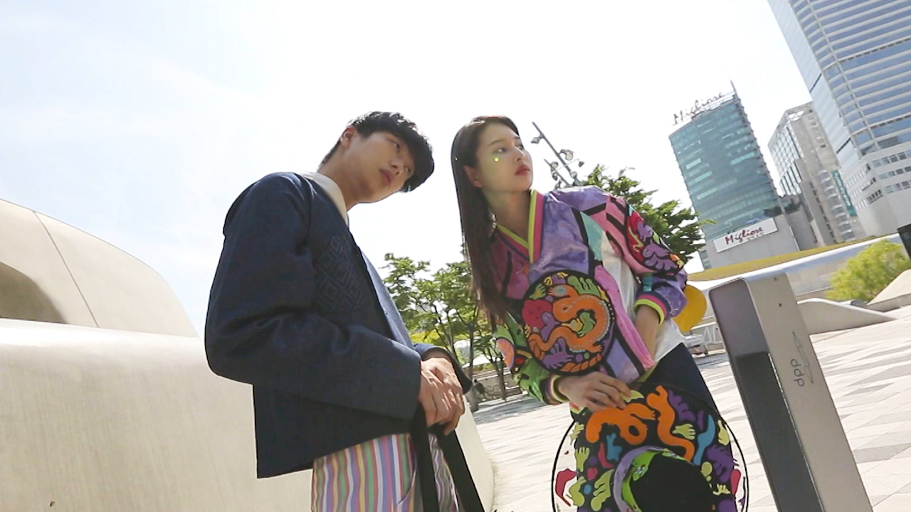 #15 Probably a Great Place / Modern Hanbok Designer, Beth Sung-ju Lee / Story of Family Love, Conversation