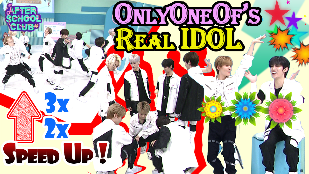 [After School Club] OnlyOneOf(온리원오브)'s STORY _ Ep.375